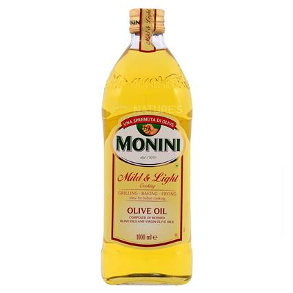 Mild N Light Olive Oil - Monini
