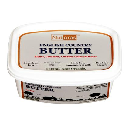 English Country Butter - Nutoras