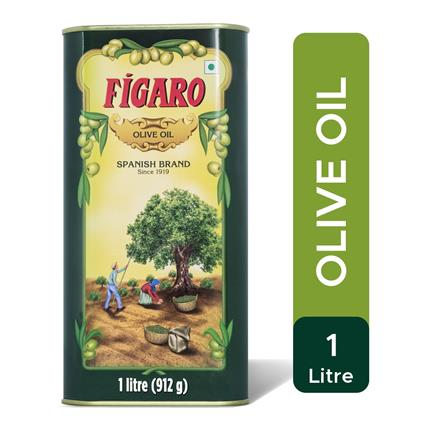 FIGARO PURE OLIVE OIL PET 1ltr