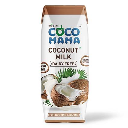 Coco Mama Coconut Milk 250 ml  Tetra Pack