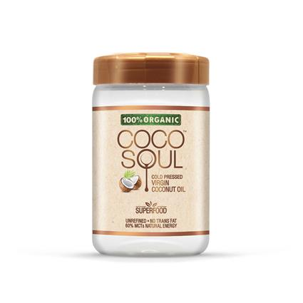 Virgin Organic Coconut Oil - COCOSOUL