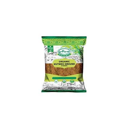 Organic Nutmeg Powder - Healthy Alternatives