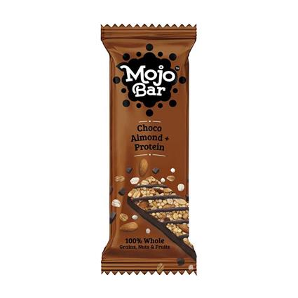 Choco Almond + Protein Snack Bar - Mojo Bar