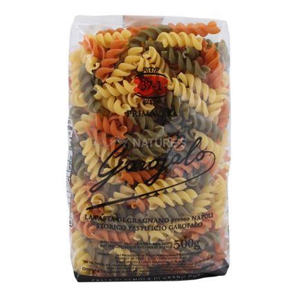 Fusilli Tricolor Pasta - Garofalo
