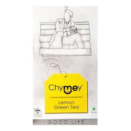 Lemon Green Tea - 25 Tb - Chymey