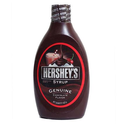Chocolate Syrup - Hersheys