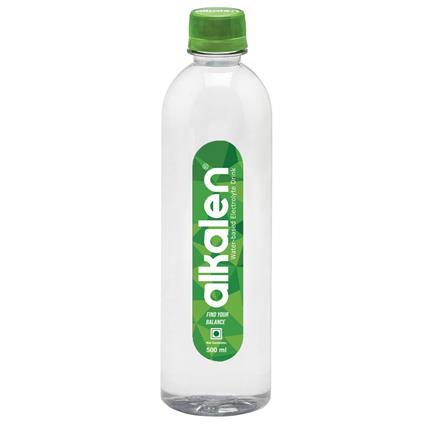 ALKALINE ENHANCED WATER 500ML
