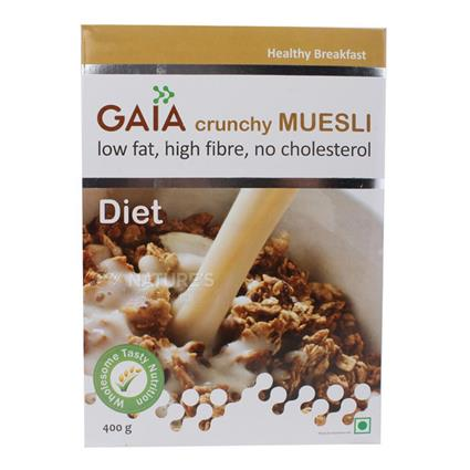 Crunchy Muesli  -  Diet - Gaia