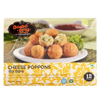 Cheese Poppons - Bombay Bites