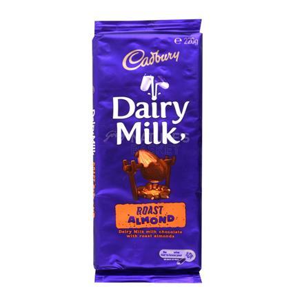 Roasted Almond Milk Chocolate - Cadbury