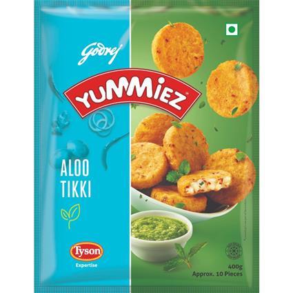 Aloo Tikki - Yummiez