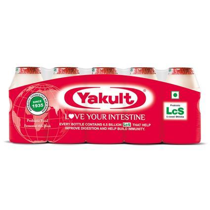 YAKULT PROBIOTIC DRINK 5X65-325ML