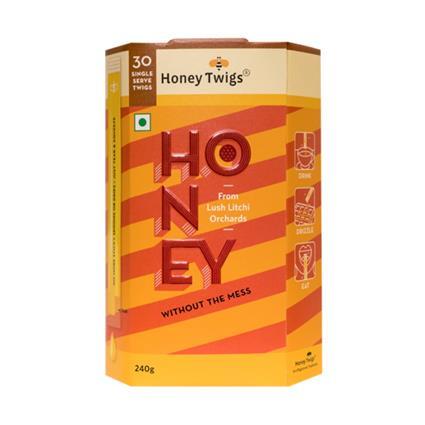 HONEY TWIGS LITCHI HONEY 240G