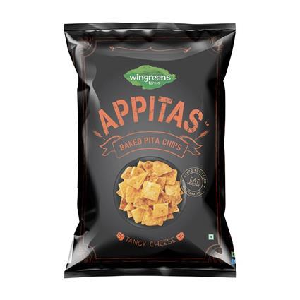 APPITAS PITA CHIPS TANGY CHEESE 150G