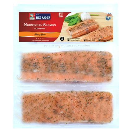 Salmon Herb & Garlic - Big Sams