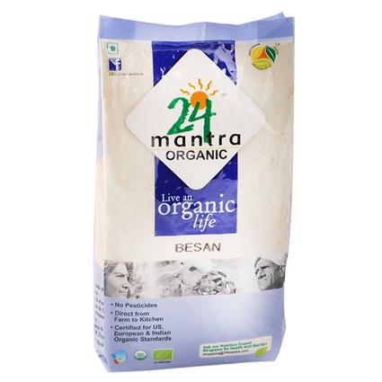 Besan - 24 Mantra Organic