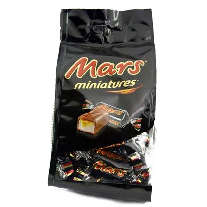 MARS MINIATURES BAG 220G