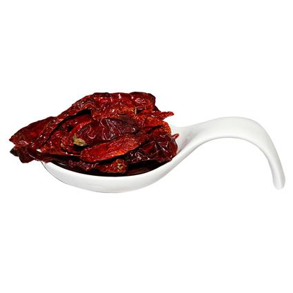 Organic Red Chilli Whole - Mathaniya - Healthy Alternatives