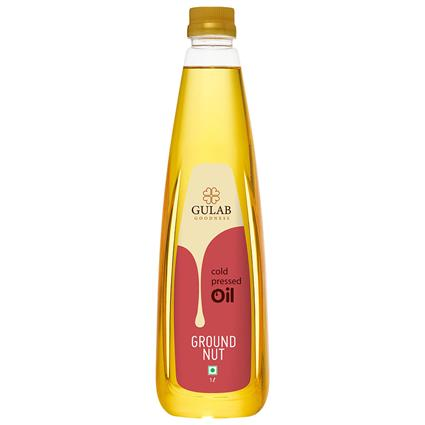 GULAB COLD PRESSED GROUNDNUT OIL 1L