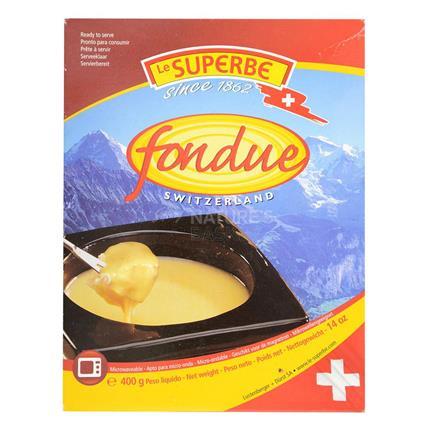 Cheese Fondue - Le Superbe