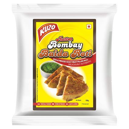 Bombay Mutton Baida Roti - Kuzo