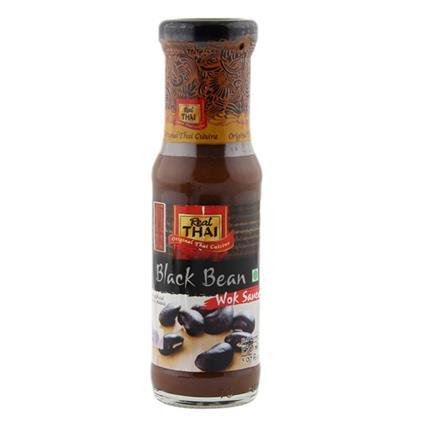 Black Bean Wok Sauce - Real Thai