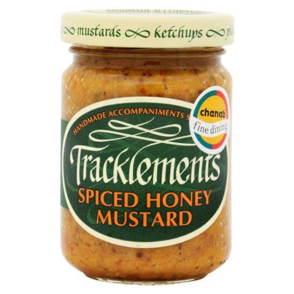 TRACKLEMENT SPICED HONEY MUSTARD 140G