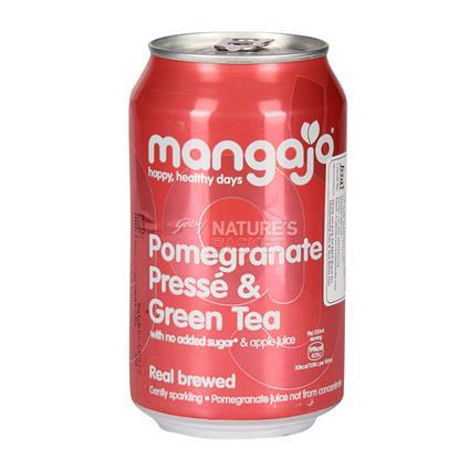 Pomegranate Green Ice Tea - Mangajo