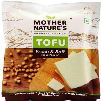 MOTHER NATURE's TOFU - Fresh & Soft - 200 Grams