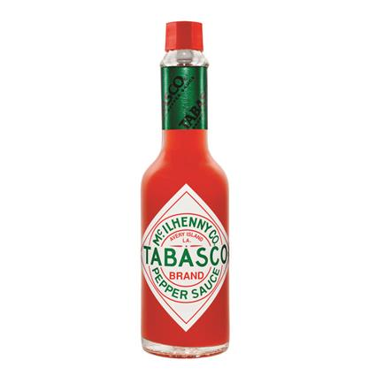 TABASCO RED PEPR SAUCE 60Ml