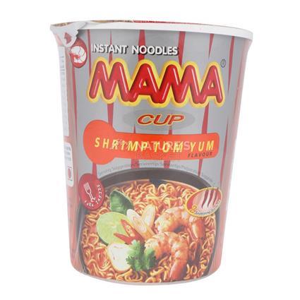 MAMA CUP SHRIMPS NOODLES 70g