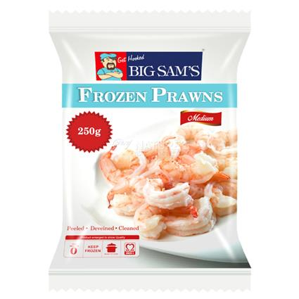 Frozen Prawns Medium - Big Sams