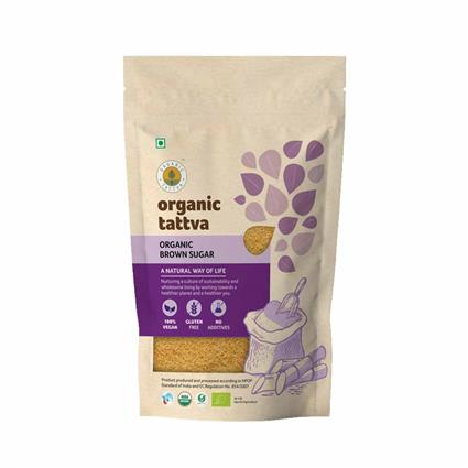 Brown Sugar Organic - Organic Tattva