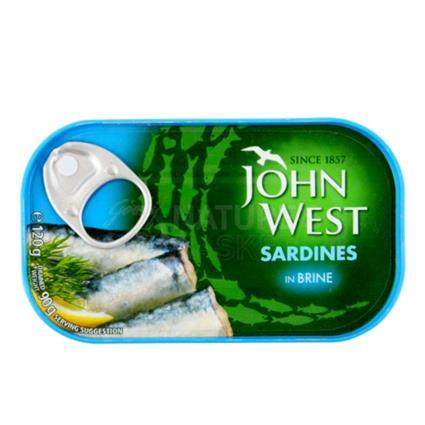 Sardines In Brine - John West