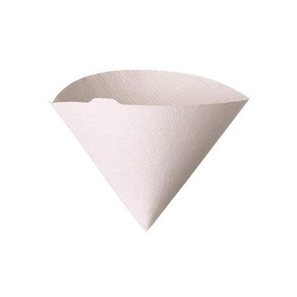 TCW POUROVER PAPER FILTER 100PC WHITE1PK