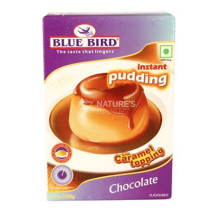 Instant Chocolate Pudding - Blue Bird
