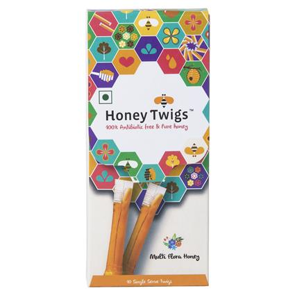 Multiflora Honey - Honey Twigs