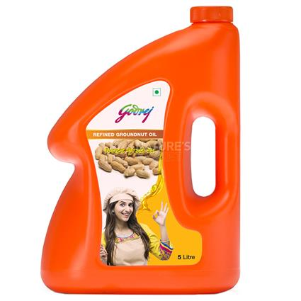 Groundnut Oil - Godrej