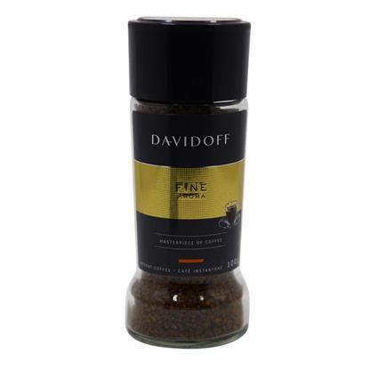 DAVIDOFF CAFE FINE AROMA INST CFFE 100G