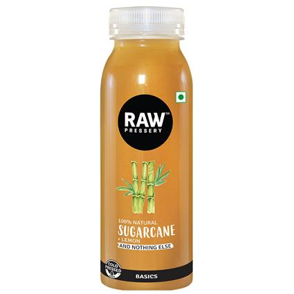 RAW PRESSERY SUGARCANE JUICE 250ML BTL