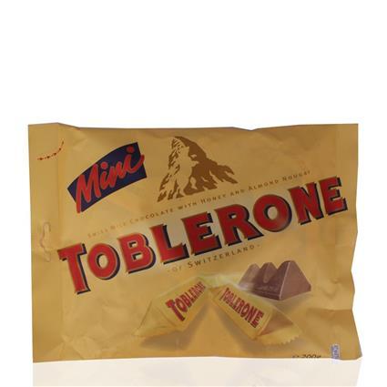 Tone Milk Mini Bag - Toblerone