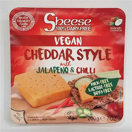 SHEESE CHEDDAR JALAPENO N CHILLY 200G