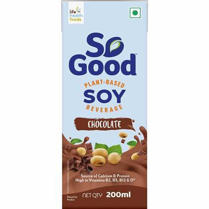 So Good Soy Milk Chocolate Flavour 200ml