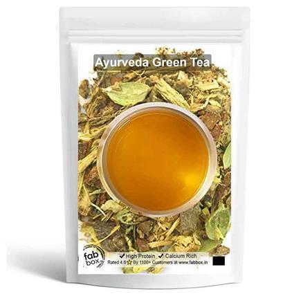 AYURVEDA GREEN TEA - FABBOX