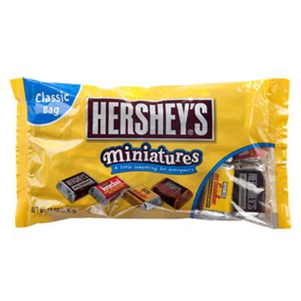 Miniatures Chocolate - Hersheys
