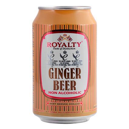 ROYALTY GINGER BEER 330Ml