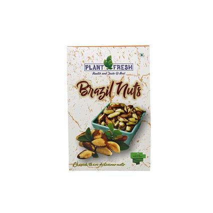 PLANT FRESH BRAZIL NUTS 150GM
