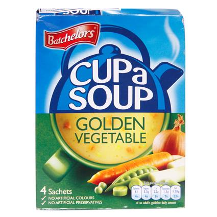 Cup A Soup W/ Golden Vegetable - Batchelors