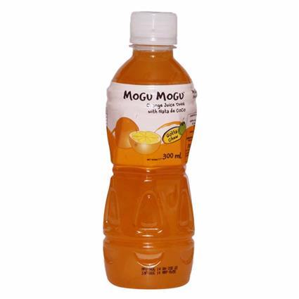 MOGU MOGU ORANGE JUICE WITH 300ML