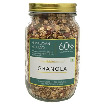 Himalayan Holiday Breakfast Granola - Thenibblebox